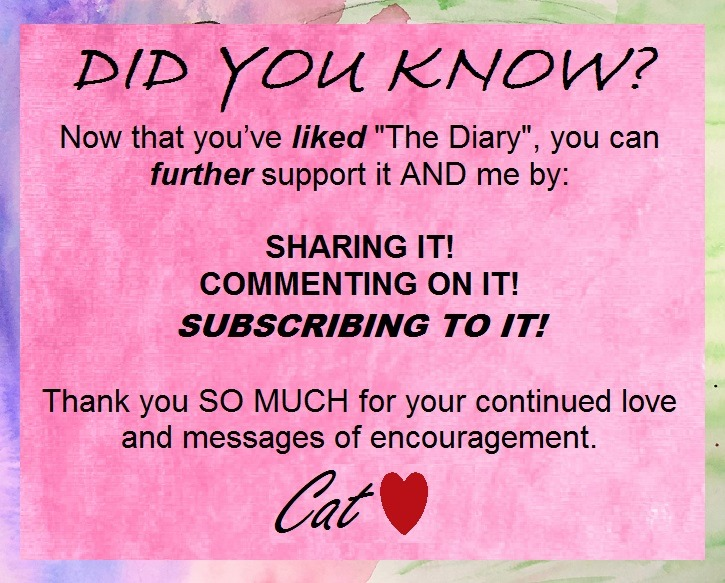 The Diary Thank You