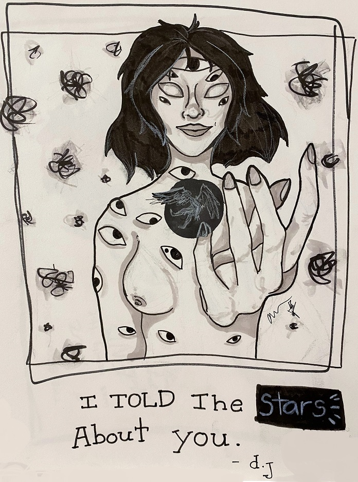 """I Told The Stars"""